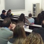 Foto da una conferenza