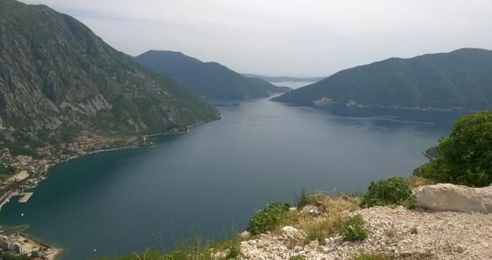 Paesaggio Montenegro