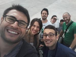 Gruppo in partenza per Montenegro