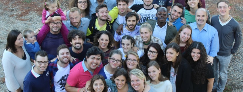 Partecipanti alla Formazione GBU 2015