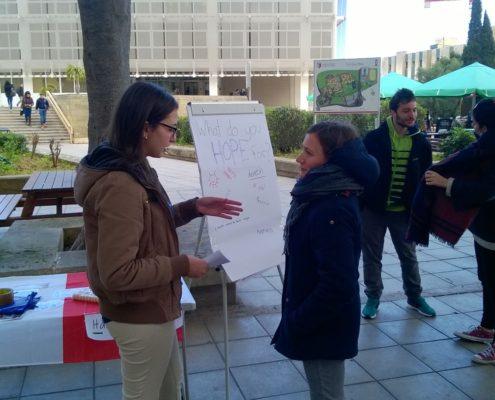 Conversazioni nel campus