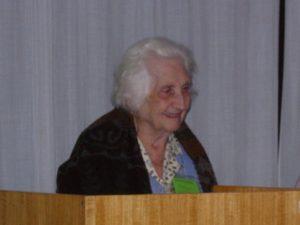 Marcella Fanelli al Convegno Nazionale GBU